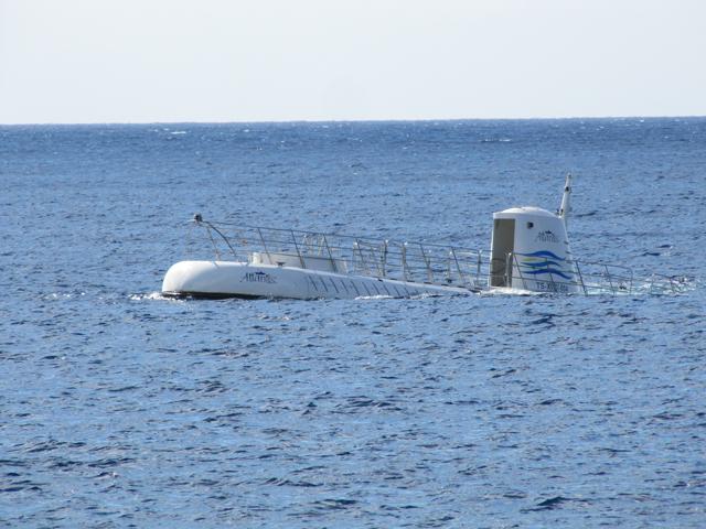 Atlantis Submarine, Grand Cayman